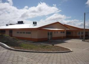 nuevo hospital de Camoapa