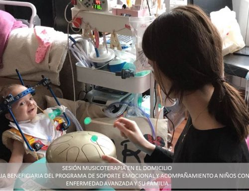PROGRAMA DE SOPORTE EMOCIONAL Y ACOMPAÑAMIENTO A NIÑOS CON ENFERMEDAD AVANZADA Y SUS FAMILIAS